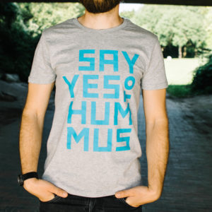 Say yes to Hummus Shirt